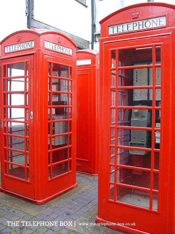 The Telephone Box | Kiosk No 6